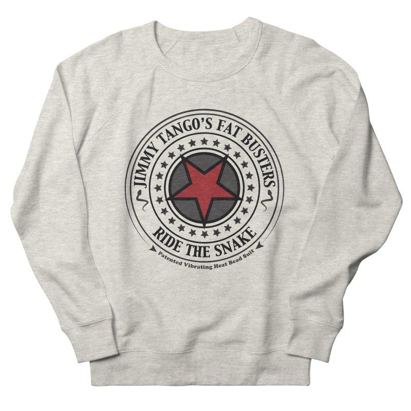 Jimmy Tango's Fat Busters Women's Sweatshirt by JDCD's Artist Shop