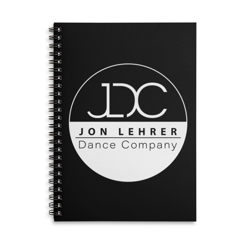 Logo in Circle Accessories Notebook by JLDC's Artist Shop