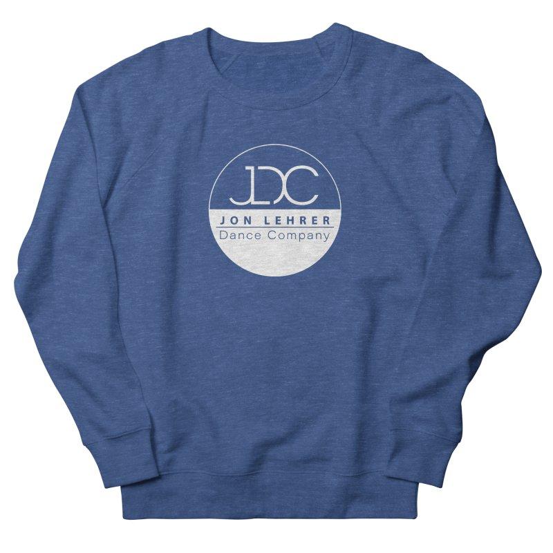Logo in Circle Men's Sweatshirt by JLDC's Artist Shop