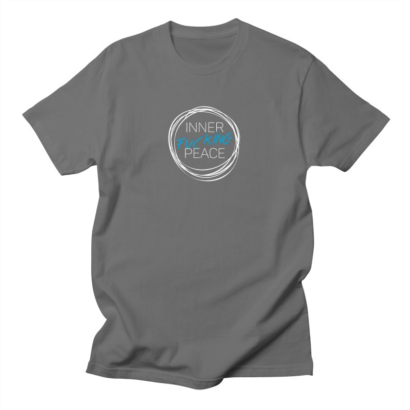 Inner Peace Men's T-Shirt by JMGrafik's Artist Shop