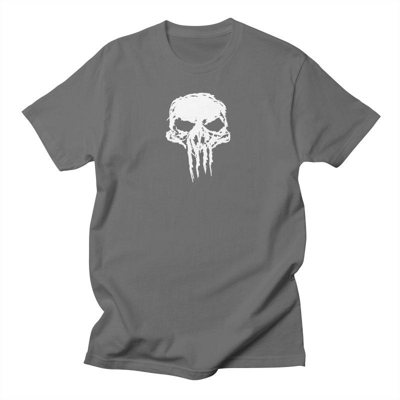Skull Men's T-Shirt by JMGrafik's Artist Shop