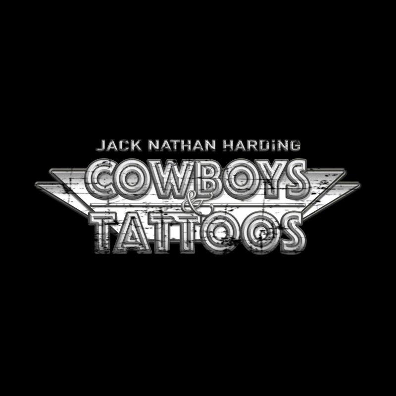 Cowboys and Tattoos worn logo Men's Tank by JNH-MERCH!