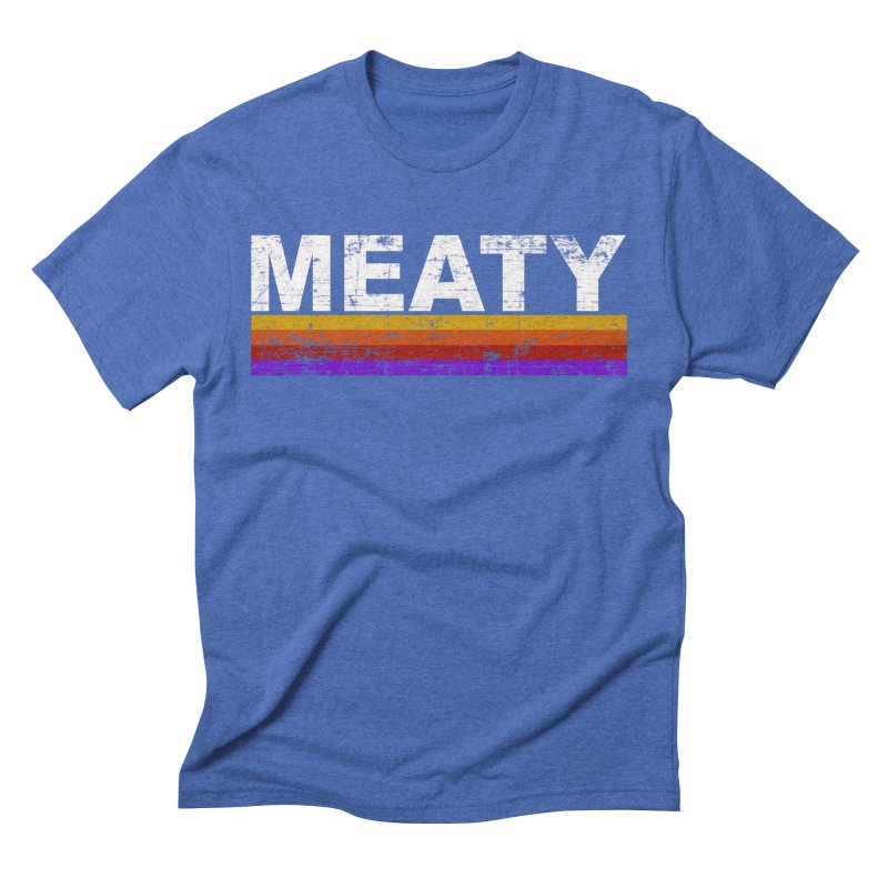 MEATY T-Shirt Men's T-Shirt by JNH-MERCH!