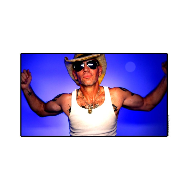 """The """"Let's Ride"""" Cowboy Men's Tank by JNH-MERCH!"""
