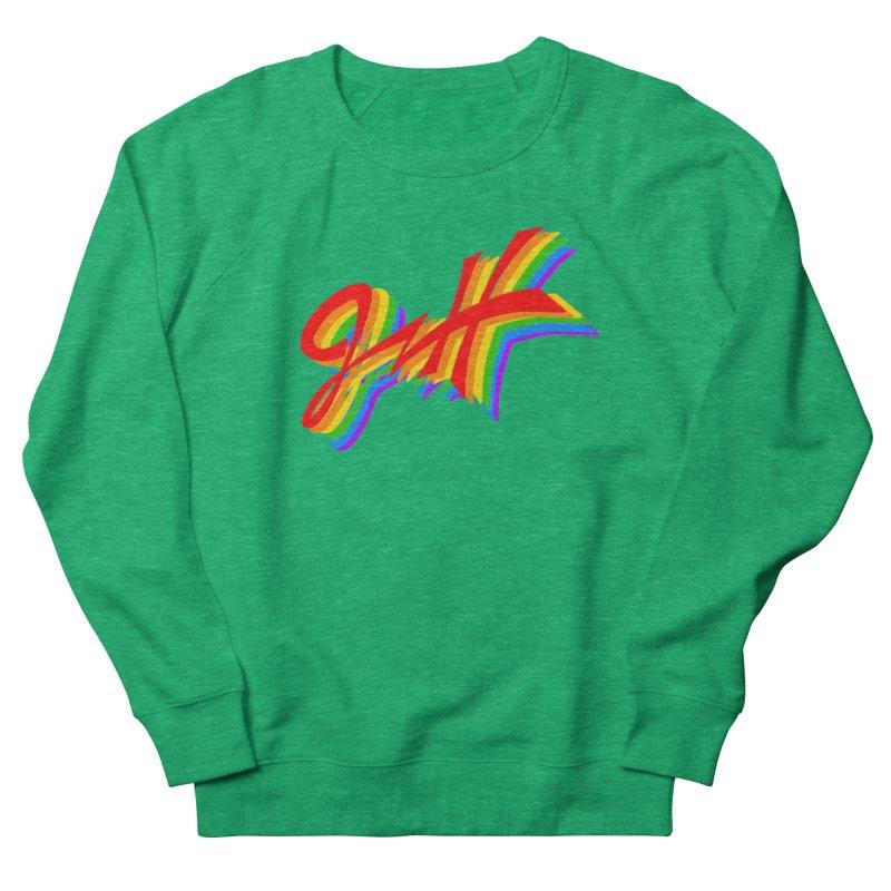 JNH RAINBOW LOGO Women's Sweatshirt by JNH-MERCH!