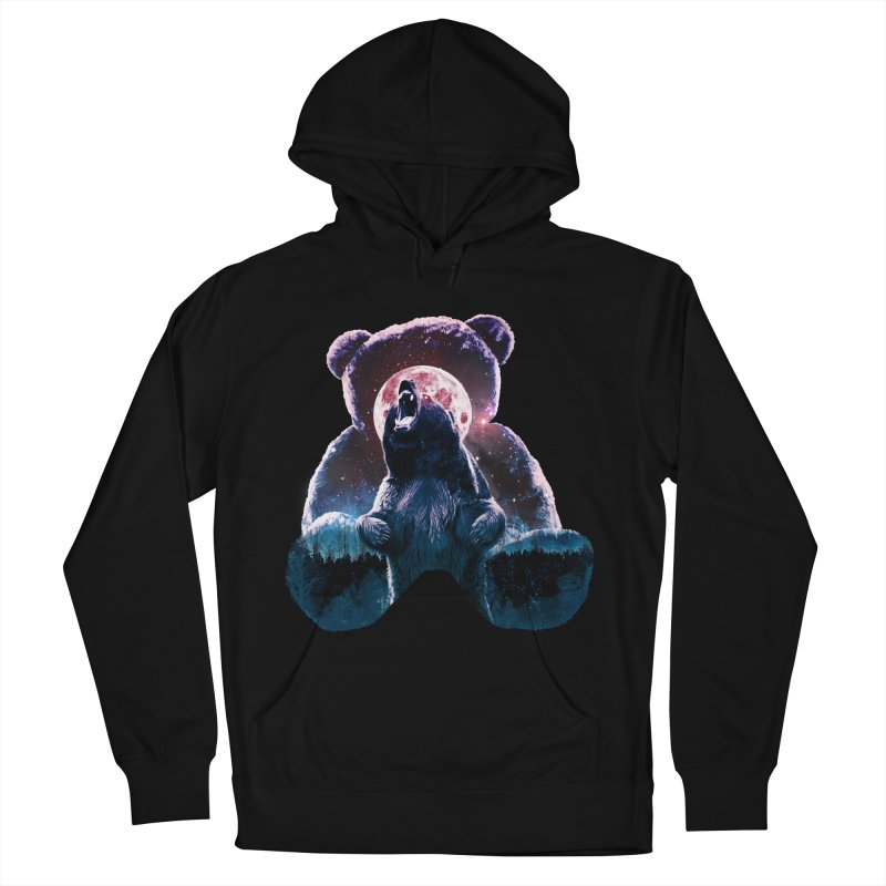 Inner Demons Women's French Terry Pullover Hoody by Johnthan's Supply