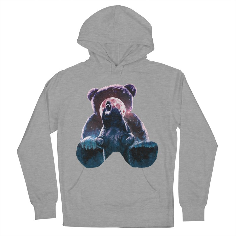 Inner Demons Men's French Terry Pullover Hoody by Johnthan's Supply