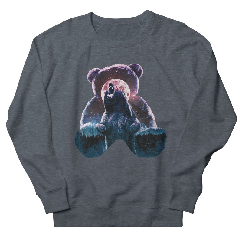 Inner Demons Men's French Terry Sweatshirt by Johnthan's Supply