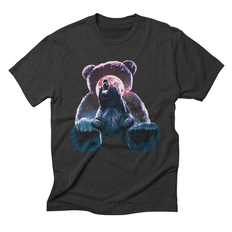 Inner Demons Men's Triblend T-Shirt by Johnthan's Supply
