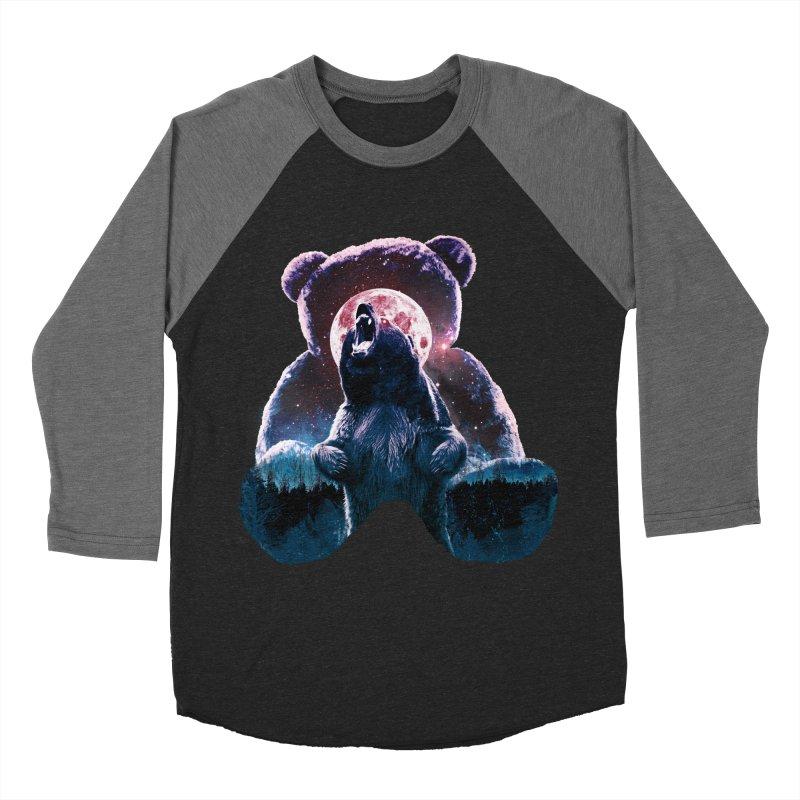 Inner Demons Women's Baseball Triblend T-Shirt by Johnthan's Supply