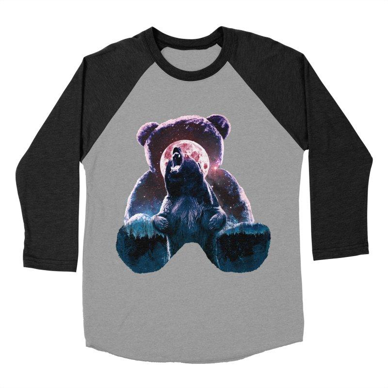 Inner Demons Men's Baseball Triblend T-Shirt by Johnthan's Supply