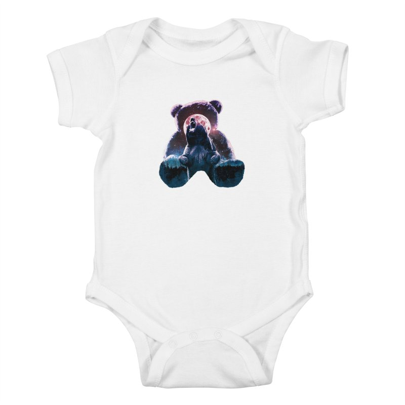 Inner Demons Kids Baby Bodysuit by Johnthan's Supply