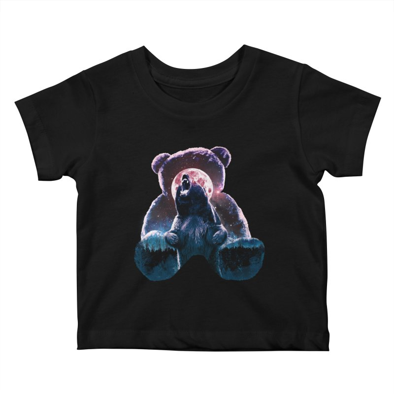 Inner Demons Kids Baby T-Shirt by Johnthan's Supply