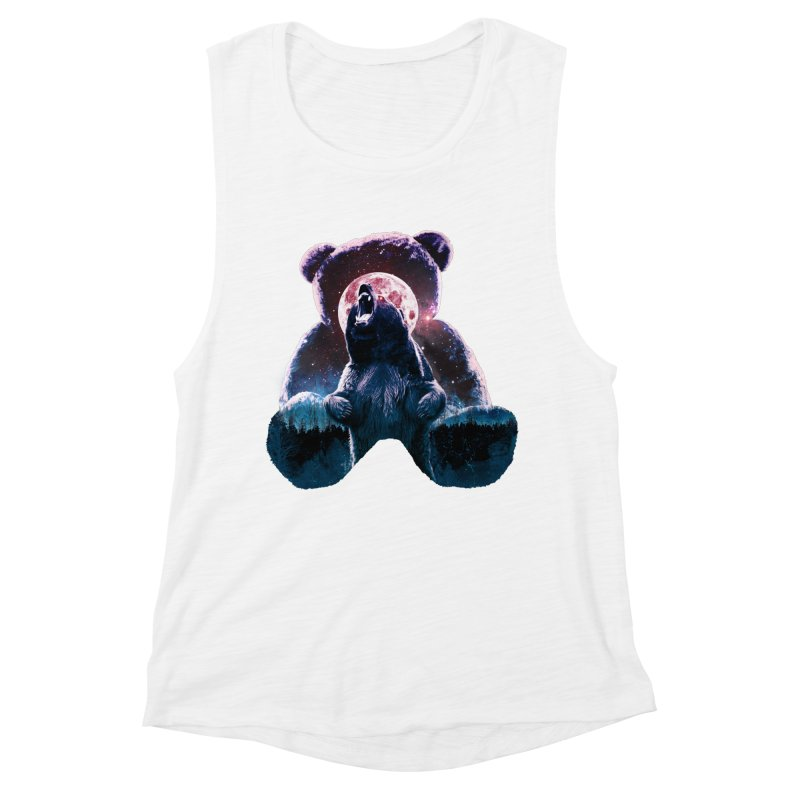 Inner Demons Women's Tank by Johnthan's Supply