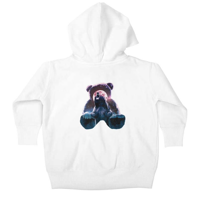 Inner Demons Kids Baby Zip-Up Hoody by Johnthan's Supply