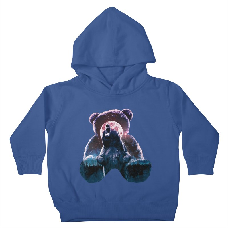 Inner Demons Kids Toddler Pullover Hoody by Johnthan's Supply