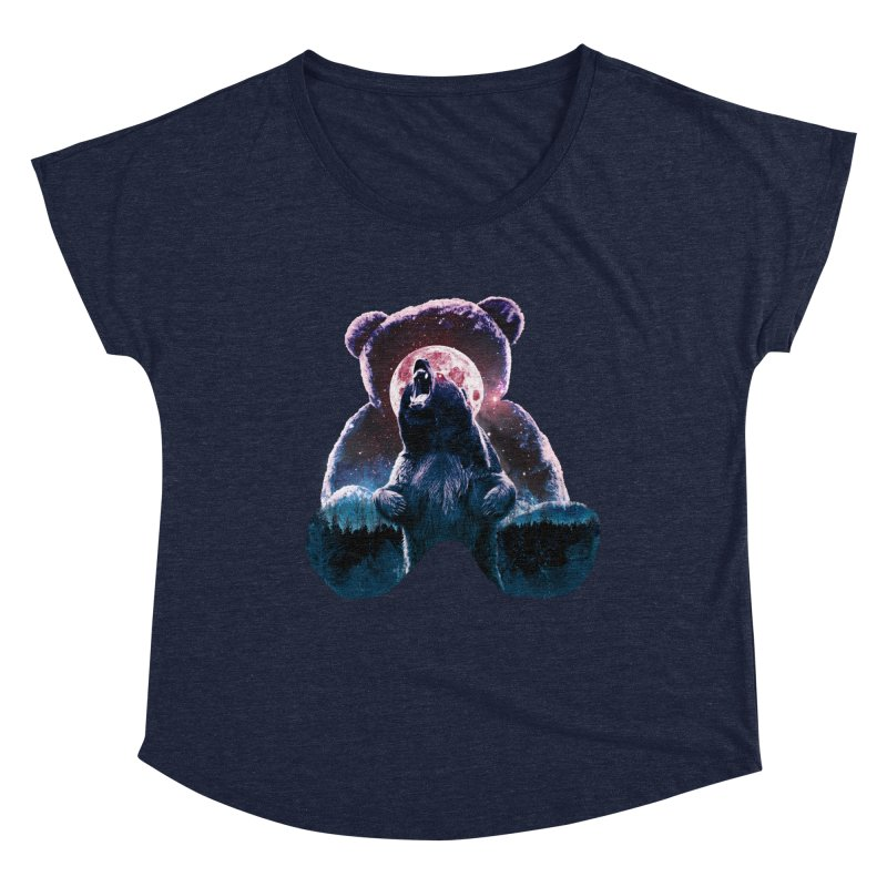Inner Demons Women's Scoop Neck by Johnthan's Supply