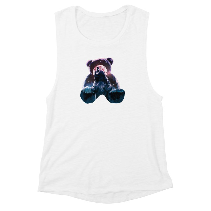 Inner Demons Women's Muscle Tank by Johnthan's Supply