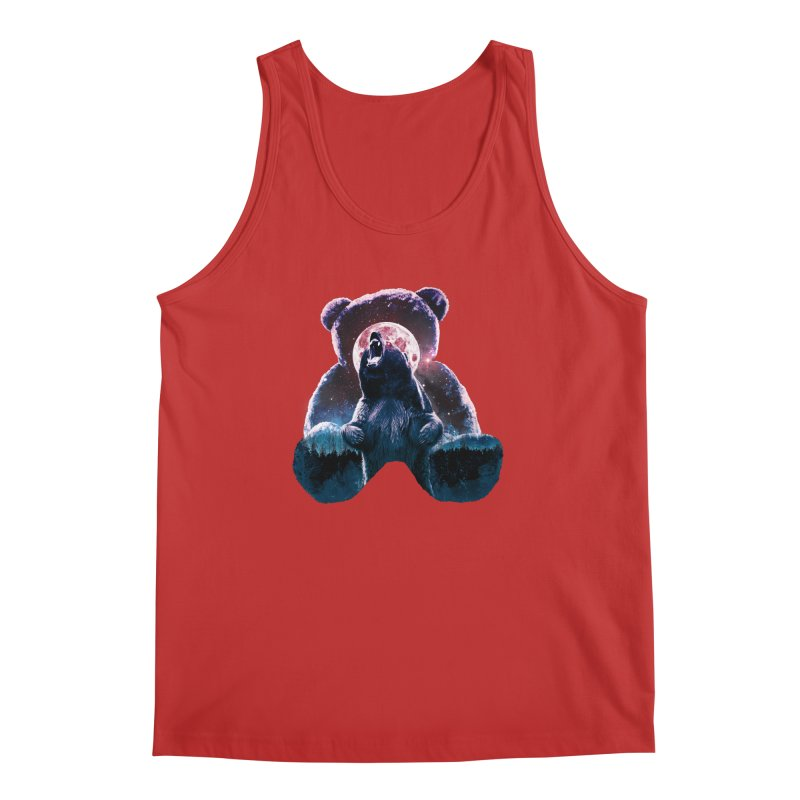 Inner Demons Men's Regular Tank by Johnthan's Supply