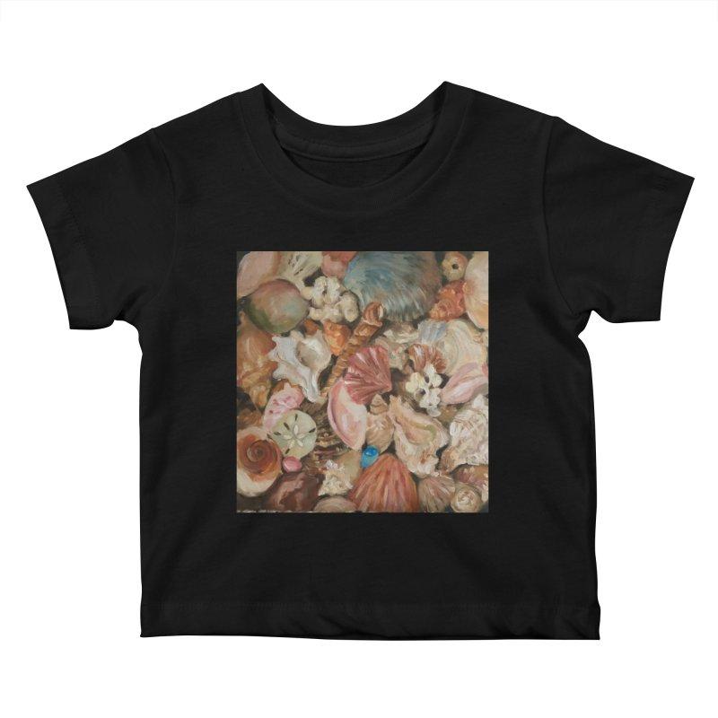 ShellShock Kids Baby T-Shirt by JPayneArt's Artist Shop