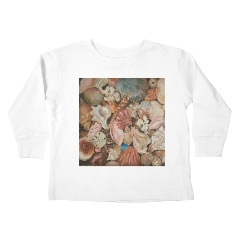ShellShock Kids Toddler Longsleeve T-Shirt by JPayneArt's Artist Shop