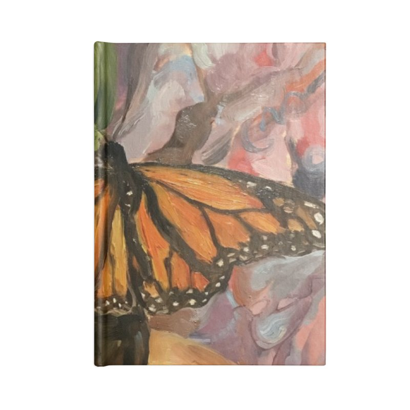 Still Life With Butterfly Accessories Lined Journal Notebook by JPayneArt's Artist Shop