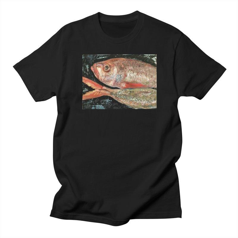 Fish Design Women's Regular Unisex T-Shirt by JPayneArt's Artist Shop