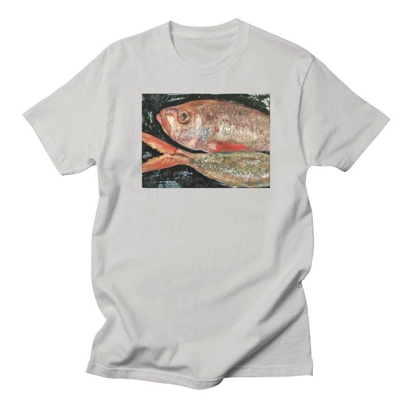Fish Design Men's Regular T-Shirt by JPayneArt's Artist Shop