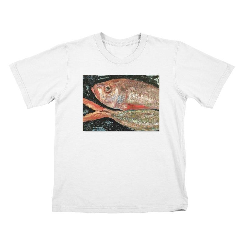 Fish Design Kids T-Shirt by JPayneArt's Artist Shop