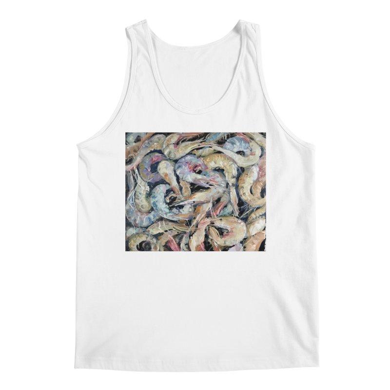 Fresh Colorful Shrimp Men's Regular Tank by JPayneArt's Artist Shop