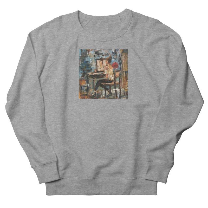BackStage Men's French Terry Sweatshirt by JPayneArt's Artist Shop