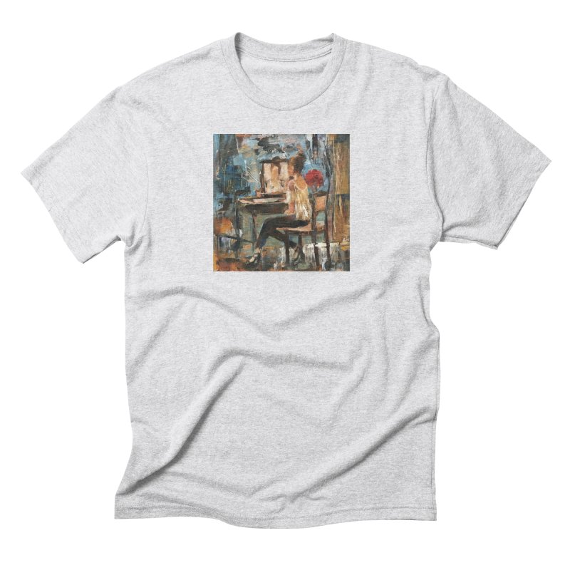 BackStage Men's Triblend T-Shirt by JPayneArt's Artist Shop