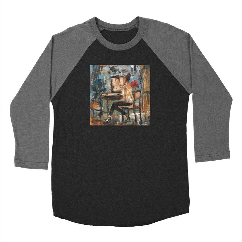 BackStage Women's Baseball Triblend Longsleeve T-Shirt by JPayneArt's Artist Shop