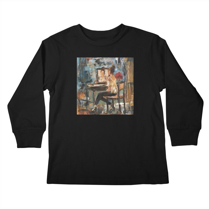 BackStage Kids Longsleeve T-Shirt by JPayneArt's Artist Shop