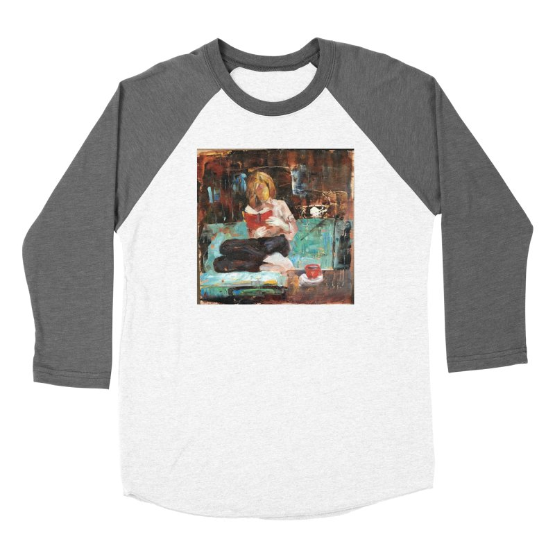 Perfect Day Women's Baseball Triblend Longsleeve T-Shirt by JPayneArt's Artist Shop