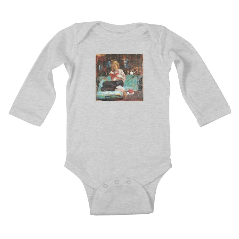 Perfect Day Kids Baby Longsleeve Bodysuit by JPayneArt's Artist Shop