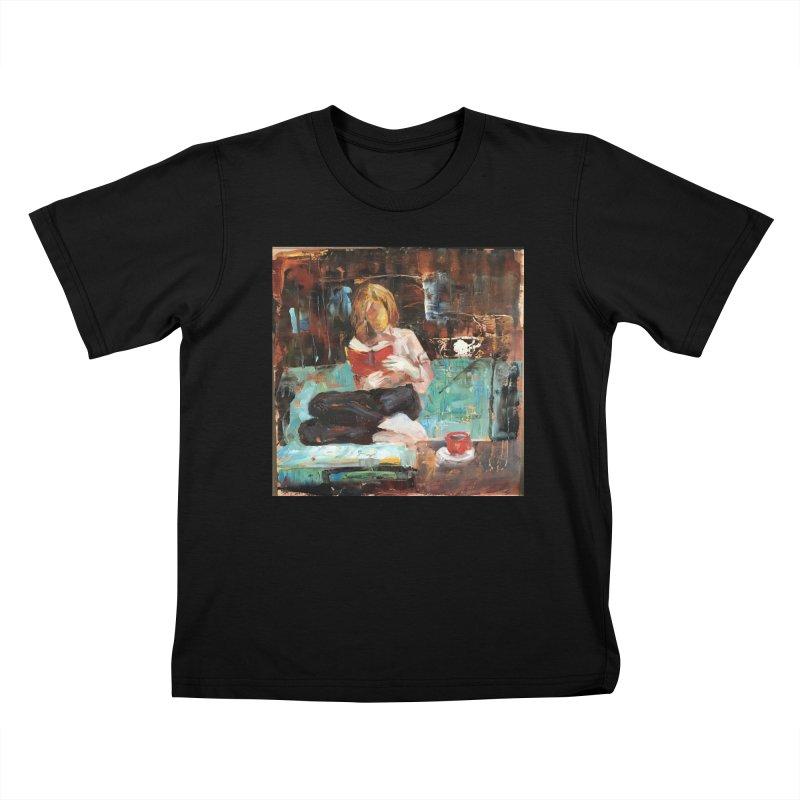 Perfect Day Kids T-Shirt by JPayneArt's Artist Shop
