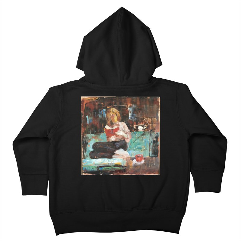 Perfect Day Kids Toddler Zip-Up Hoody by JPayneArt's Artist Shop