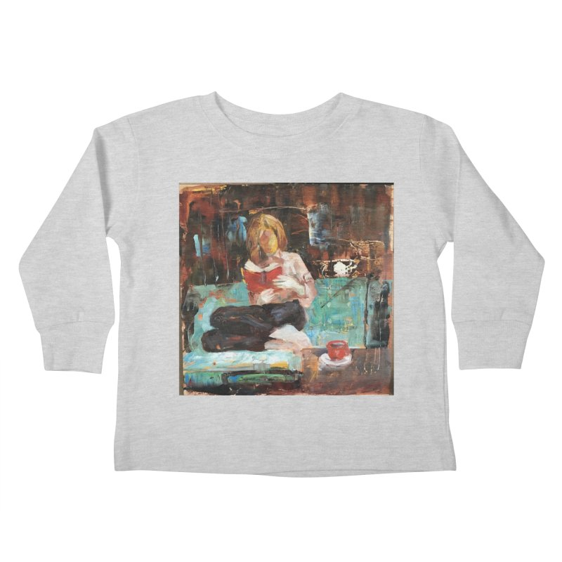 Perfect Day Kids Toddler Longsleeve T-Shirt by JPayneArt's Artist Shop