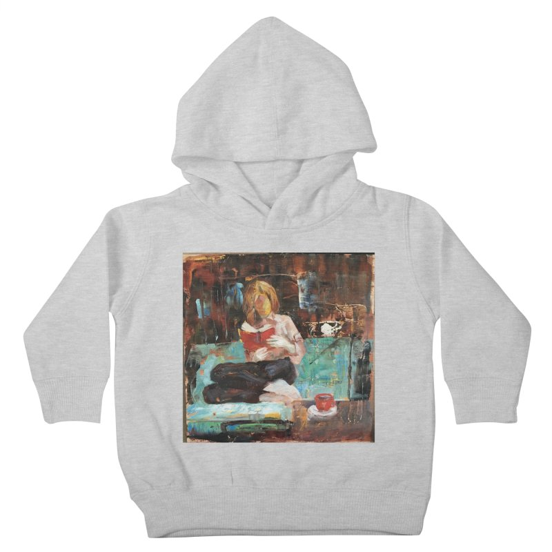 Perfect Day Kids Toddler Pullover Hoody by JPayneArt's Artist Shop