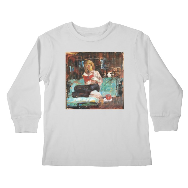 Perfect Day Kids Longsleeve T-Shirt by JPayneArt's Artist Shop