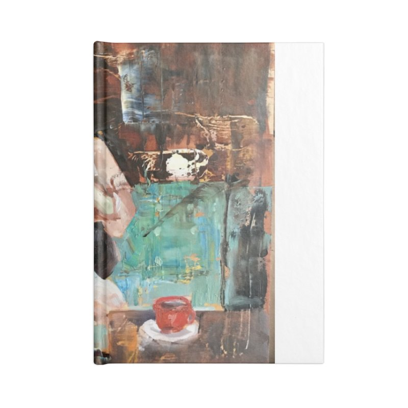 Perfect Day Accessories Lined Journal Notebook by JPayneArt's Artist Shop