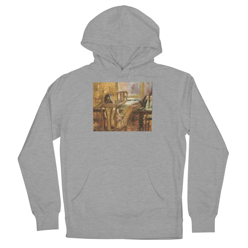 Day Dreaming Women's French Terry Pullover Hoody by JPayneArt's Artist Shop