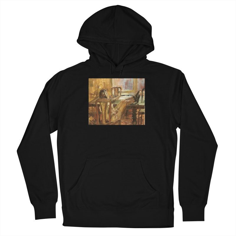 Day Dreaming Men's French Terry Pullover Hoody by JPayneArt's Artist Shop