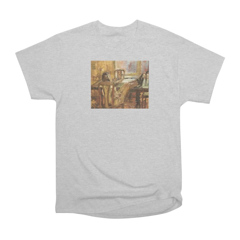 Day Dreaming Women's Heavyweight Unisex T-Shirt by JPayneArt's Artist Shop