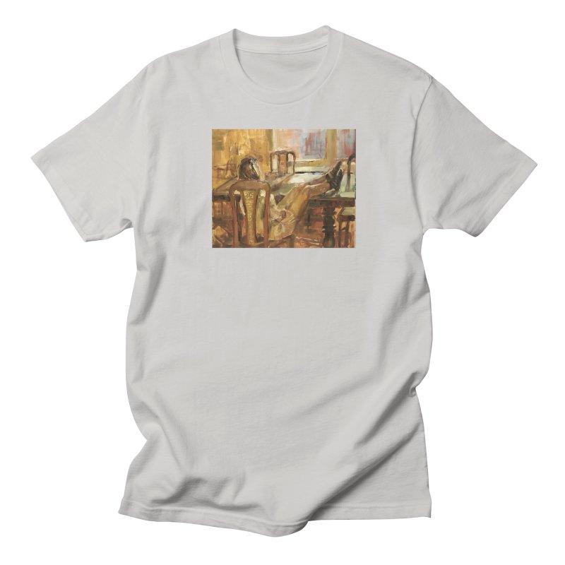 Day Dreaming Men's Regular T-Shirt by JPayneArt's Artist Shop