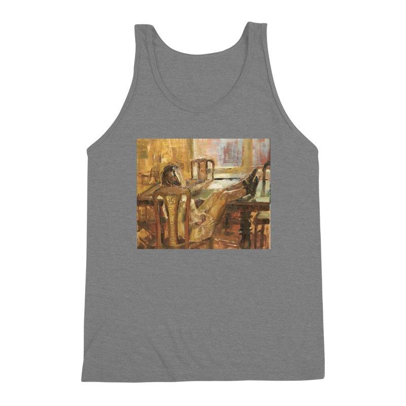 Day Dreaming Men's Triblend Tank by JPayneArt's Artist Shop