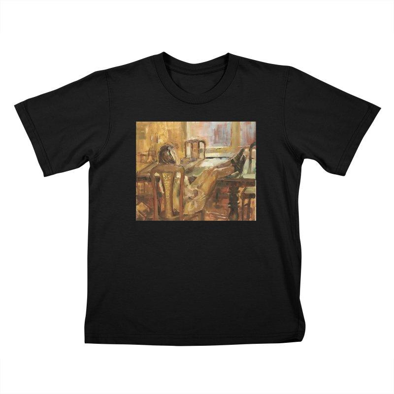 Day Dreaming Kids T-Shirt by JPayneArt's Artist Shop
