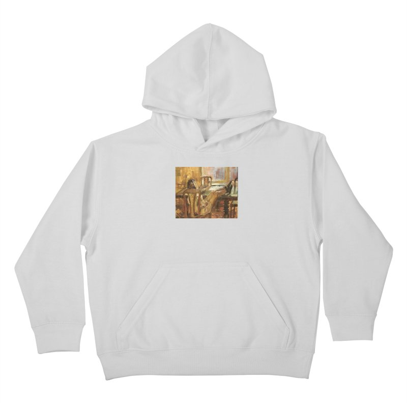 Day Dreaming Kids Pullover Hoody by JPayneArt's Artist Shop