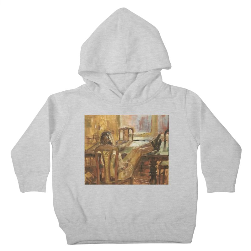 Day Dreaming Kids Toddler Pullover Hoody by JPayneArt's Artist Shop